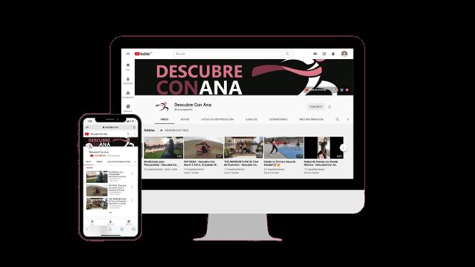 coaching motivacional, Descubre Con Ana YouTube descubre con ana
