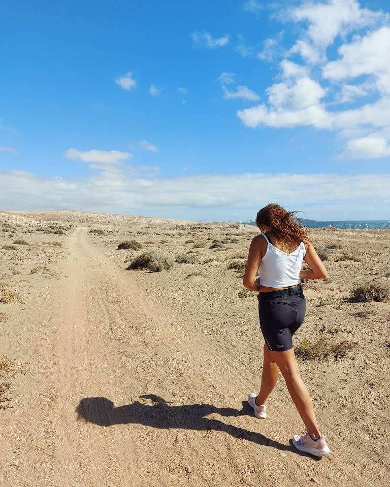 coaching motivacional raid playa de arinaga 2020 descubre con ana, los límites no existen