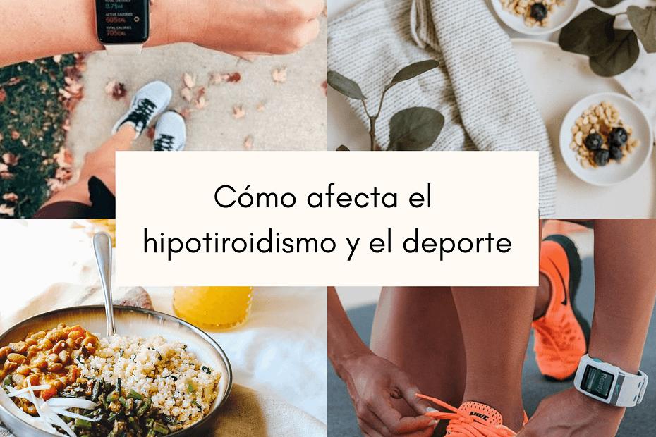 como afecta el hipotiroidismo en el deporte